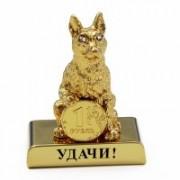 Приятные сувениры в честь наступающего Нового года - брелоки в виде собаки