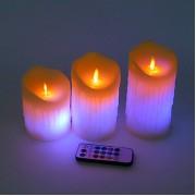 Свечи со светодиодами