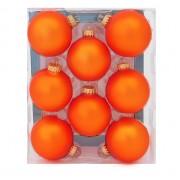 Стеклянные елочные шары оптом