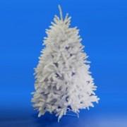 Белые искусственные елки