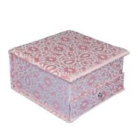 WJ-63076 Шкатулка для ювелирных украшений 17,5*17,5*10см