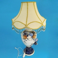CD-11531/CD-18 (2) Лампа керамическая 47*47*83см