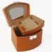 AB-21747 (36) 14*11*11см. Шкатулка для ювелирных украшений, из искусственной кожи