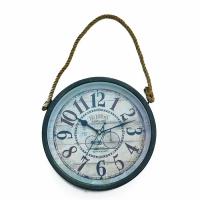 YW-00084 (20) Часы настенные на канате, D=30 см