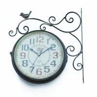 YW-00090 (10) Часы на кронштейне, D=24 см