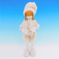 ZC-40544 (24) Мальчик в зимней одежде, 18*12*43см