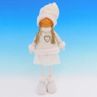 ZC-40545 (24) Девочка в зимней одежде, 18*12*43см