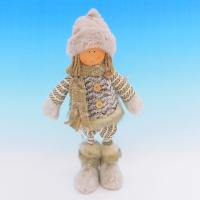 ZC-40547 (24) Мальчик в зимней одежде, 19*13*35см