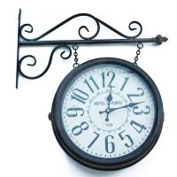 YW-00152 (4) Часы на кронштейне, D=38 см