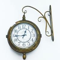 YW-00155 (10) Часы на кронштейне, 2 вида, D=30 см