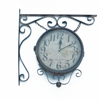 YW-00158 (10) Часы на кронштейне, D=23 см