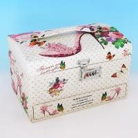 YW-00206 (12) Шкатулка для ювелирных украшений, 30*21*17 см