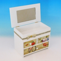 YW-00216 (24) Шкатулка для ювелирных украшений, 20*11*15 см