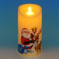 YW-00255 (120) Пластиковая свеча
