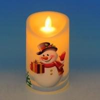 YW-00256 (120) Пластиковая свеча