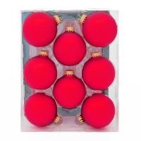 CBK70213 (12) Набор из 8-ми шаров, D=7cм
