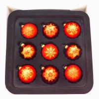 KGL90969 (4) Набор из 9-ти шаров D=8cм