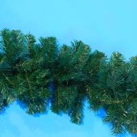 YW-00277 (18) Гирлянда в виде елки L=270см