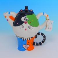 YW-00352 (12) Заварочный чайник с кружкой