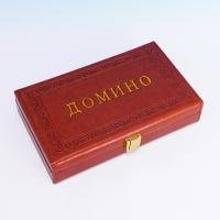 YW-00372 (48) Домино, мдф  20*12см