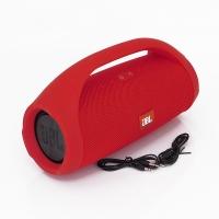 JB-1/R Портативная колонка BOOMBOX, красная