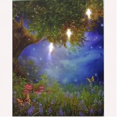 BD-12439 (24) 40*50*1.8 Светодиодная картина