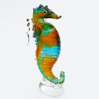YW-00676 (16) Декоративная фигурка из стекла