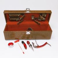 YW-00738 (18) Бутылочница с предметами, 35*10*13см