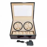 YW-00742 (2)  Шкатулка для часов и запонок с подзаводом, 25*17*23см