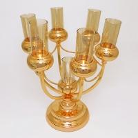 YW-00748 (6) Подсвечник на пять свечей, D=32см, H=42см