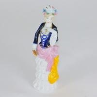 YW-00623 (50) Фарфоровая статуэтка