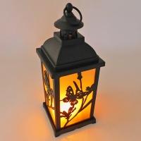PP-00014 (20) Фонарь с лампой, имитирующий огонь   33*12.5см