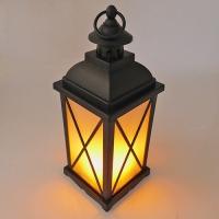 PP-00015 (20) Фонарь с лампой, имитирующий огонь  33*12.5см