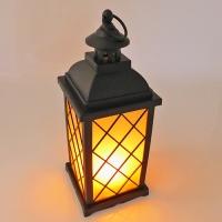 PP-00016 (20) Фонарь с лампой, имитирующий огонь  33*12.5см