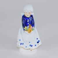 YW-00641 (48) Фарфоровая статуэтка