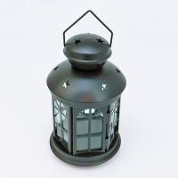 YW-00657B (36) Фонарь черный,   35*15см
