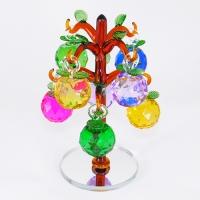YW-00540 (12) Декоративная композиция из стекла