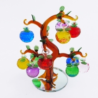 YW-00559 (8) Декоративная композиция из стекла