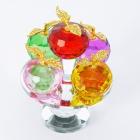 YW-00561 (24) Декоративная композия из стекла