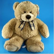 10A0203(6) медведь мягкий большой 37*20-58см