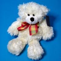 12H0006(48) Медведь мягкий сидячий 20*12*25см