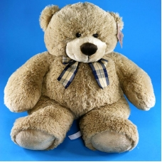 12H0054(48) Медведь мягкий сидячий 20*10*25см