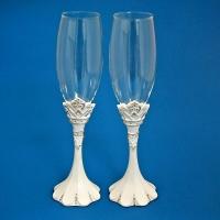 GL-151000 (12) 25см, 250мл  Свадебные бокалы