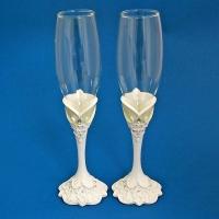 GL-161000 (12) 25см, 250мл Свадебные бокалы