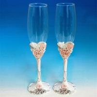 GL-232000 (12) 25см, 250мл  Свадебные бокалы