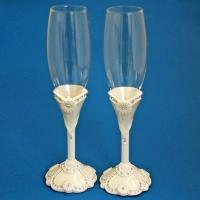 GL-233000 (12) 25см, 250мл Свадебные бокалы