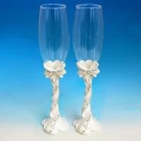 GL-285000 (12) 25см, 250мл Свадебные бокалы