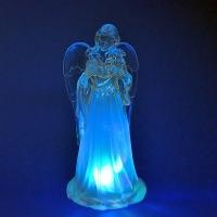 K9811009 (12) Ангел большой со светодиодами, 11*11*24см.