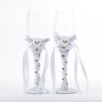 ZG-24405 (12) 25см, 250мл Свадебные бокалы