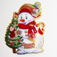 ES-84017 (300)  42*53см  Новогоднее украшение
